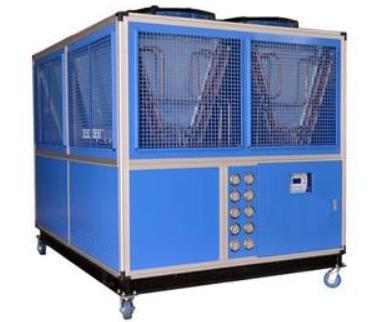 冷冻机组丨低温冷水机全新型升级蒸发冷却降温原理